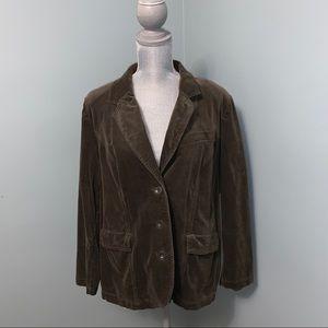 Pennington's Jacket 98% cotton plus size 18
